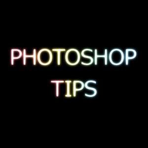 ネオンライト風の文字デザインの作成Tips Ver2